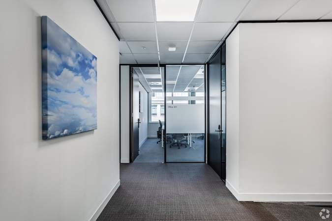3rd Floor - Hallway View - Merchants Court, Liverpool - Serviced office for rent - 50 to 7,843 sq ft
