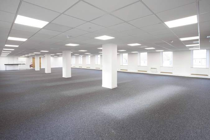 Interior Office Space - Whitefriars, Bristol - Office for rent - 1,351 to 3,172 sq ft