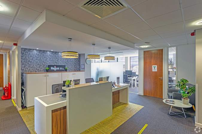 Front Desk - The Balance, Sheffield - Serviced office for rent - 50 to 11,223 sq ft
