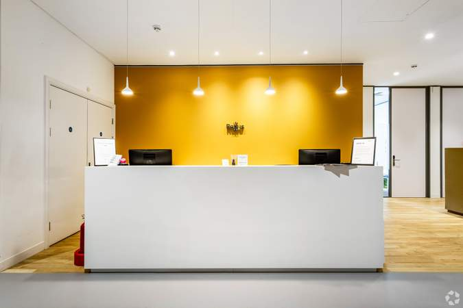 4th Floor - Reception - Centenary House, Salford - Serviced office for rent - 50 to 22,000 sq ft