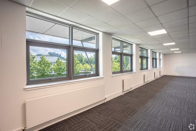 1st Floor Castle View - Bermuda House, Castle Business Park, Stirling - Office for rent - 10,000 to 20,496 sq ft