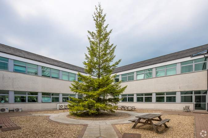 Central Communal Space - Lomond Court, Castle Business Park, Stirling - Co-working space for rent - 50 to 13,157 sq ft