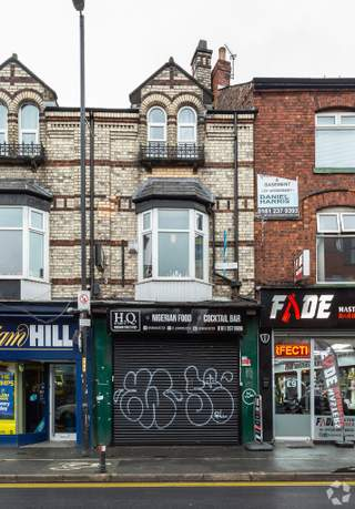 Primary photo of 317 Wilmslow Rd, Fallowfield