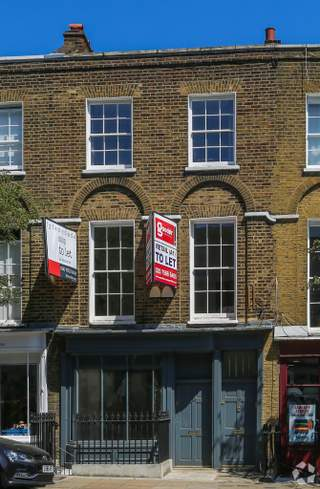 Primary photo of 50 Amwell St, London