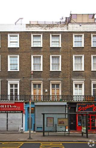 Primary photo of 271 Eversholt St, London