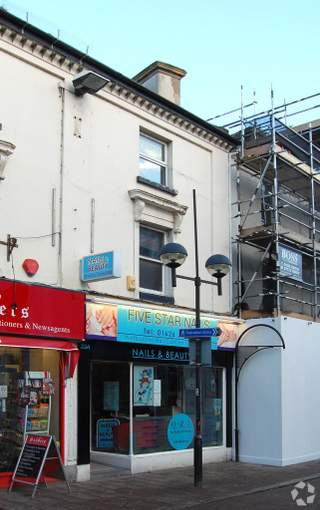 Primary photo of 33A Courtenay St, Newton Abbot