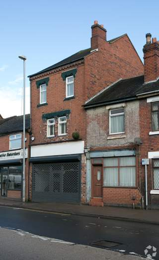 Primary photo of 307 King St, Stoke On Trent