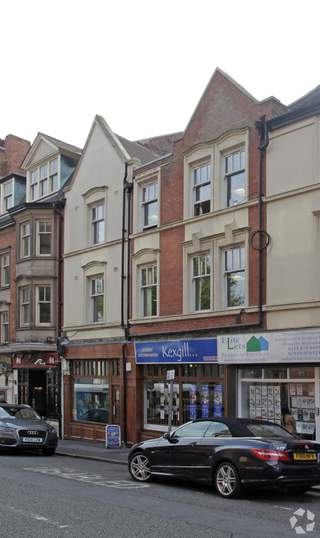 Primary photo of 9A-11 Wollaton St, Nottingham
