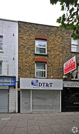 Primary photo of 458 Kingsland Rd, London