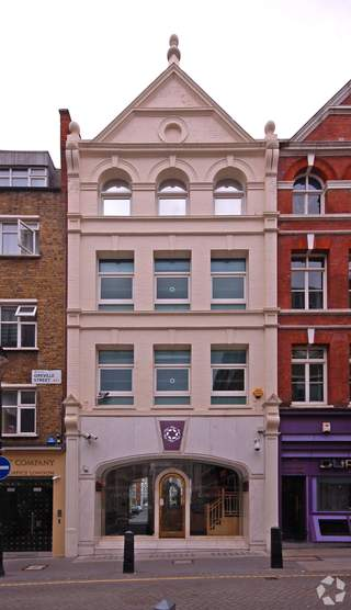 Primary photo of 16 Greville St, London