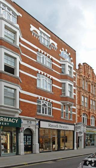 Primary photo of 117 Long Acre, London
