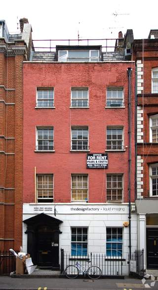 Primary photo of 33 Newman St, London