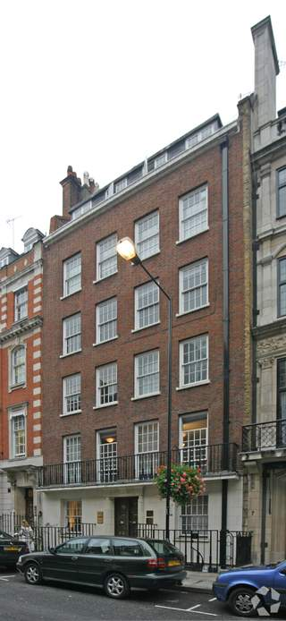 Primary photo of 8 Wimpole St, London