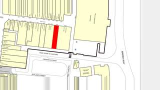 Goad Map for Trinity Walk Shopping Centre - 3
