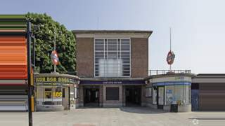 Primary Photo of Eastcote Underground Station
