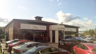 Primary Photo of Hartwell Jaguar Showroom
