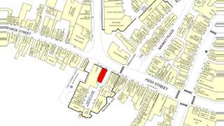 Goad Map for Heritage Close Shopping Centre - 2