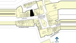 Goad Map for Templars Square Shopping Centre - 2