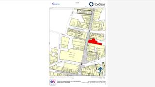 Goad Map for 286-287 High St - 1