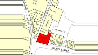 Goad Map for Barclays Bank Building - 2
