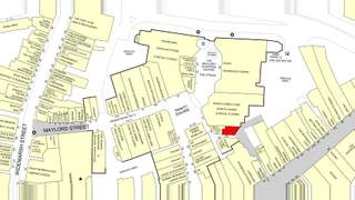 Goad Map for Maylord Shopping Centre - 2