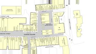 Goad Map for Henley House - 2