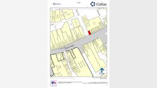 Goad Map for 89-107 Queen St - 1