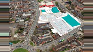 Site Plan for College Retail Park - 2