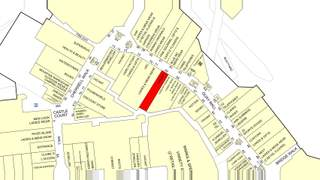 Goad Map for Castle Quay Shopping Centre - 2