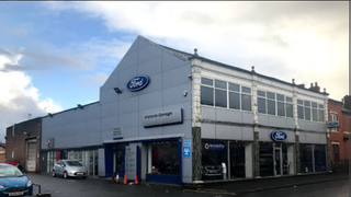 Primary Photo of Ford Victoria Garage