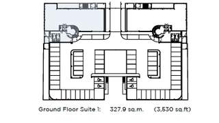 Floor Plan for Admiral Court - 1
