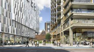 Primary Photo of PIAZZA RETAIL UNIT, ROYAL MINT GARDENS E1 8LG