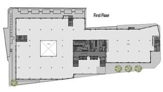 Floor Plan for Belmont - 1