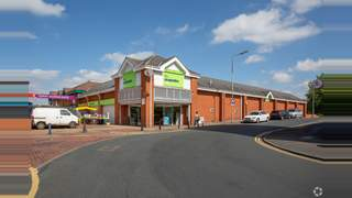Primary Photo of Tipton Shopping Centre