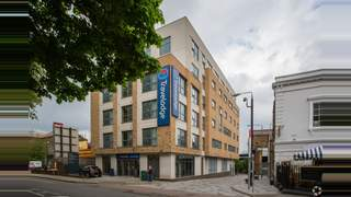 Primary Photo of Travelodge London Greenwich High Road Hotel