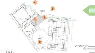 Site Plan for 1 Bahama Rd - 2
