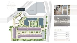 Site Plan for Concord Court - 2