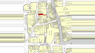 Goad Map for Sovereign Centre - 2