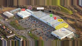 Aerial for Caledonian Retail Park - 1