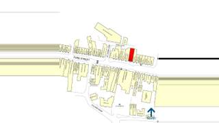 Goad Map for 24 Fore St - 1