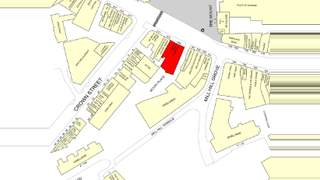 Goad Map for 199-201 High St - 2