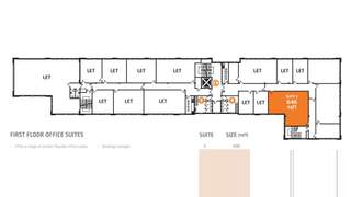 Floor Plan for Parkway House - 1