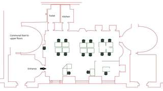 Floor Plan for Old Academy - 3