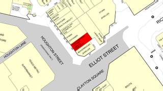 Goad Map for St Johns Shopping Centre - 2