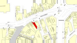 Goad Map for 26-28 High St - 3