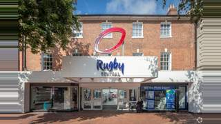 Primary Photo of Rugby Central Shopping Centre