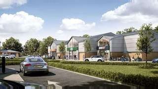 Primary Photo of High Grounds Retail Park
