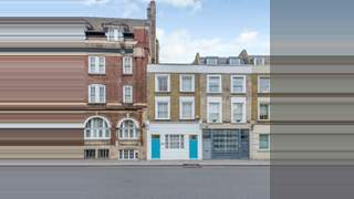 Primary Photo of 162 Kings Cross Rd