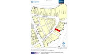 Goad Map for Cabot Circus - 2