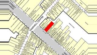 Goad Map for 217-219 High St - 2
